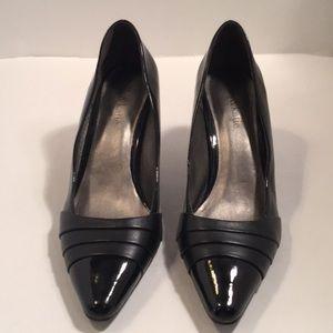 """Kelly & Katie Women's 3""""Heels Size 8 Black Patent"""
